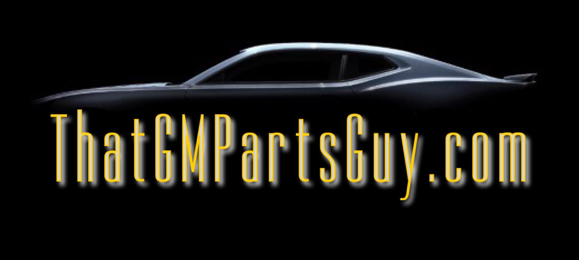 About Us That Gm Parts Guy