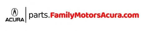 Family Motors Acura Logo
