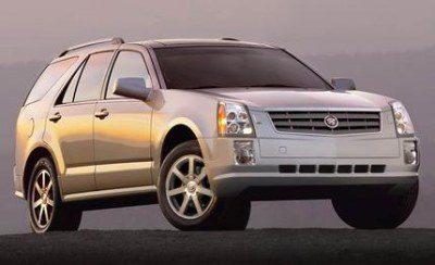 Cadillac SRX Years   GMPartOnline