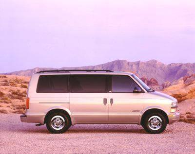 Chevrolet Astro Years Gm Parts Online