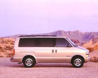 Chevrolet Astro Years | GMPartOnline