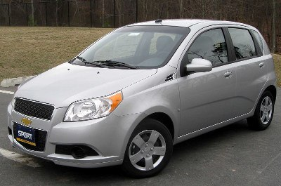 about the chevy aveo