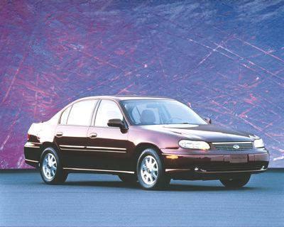 Chevrolet Malibu Years | GMPartOnline