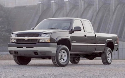 Chevy Silverado 3500 part