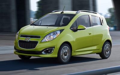 Chevrolet Spark Years Gmpartonline