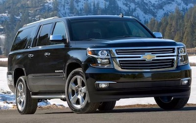 Chevrolet Suburban Years Gm Parts Online