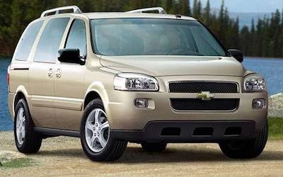 diagram for 2006 chevy uplander engine chevrolet uplander years gmpartonline  chevrolet uplander years gmpartonline