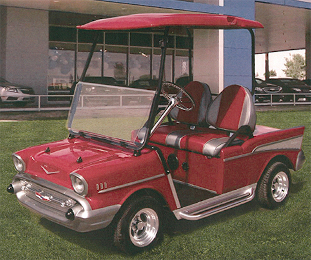 5 Gm Golf Carts We D Love To Drive Gm Parts Online Blog