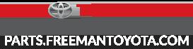 Freeman Toyota Logo