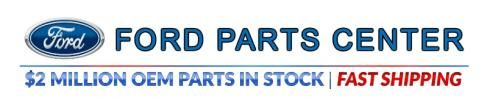 Ford Parts Center Logo