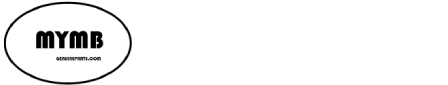 My MB Genuine Parts Logo