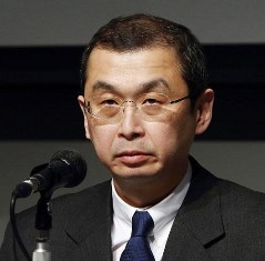 Shigehisa Takada, chief executive of Takata