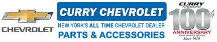 Curry Chevorlet Parts Logo