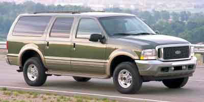 Ford excursion parts