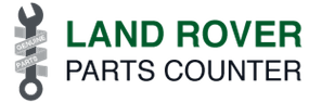 Land Rover Parts Counter Logo