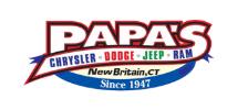 Papa's MOPAR Parts Logo