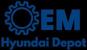 Genuine Hyundai 42620-24010 Transmission Input Speed Sensor Assembly