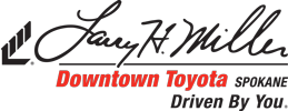 Larry H. Miller Toyota of Spokane Logo