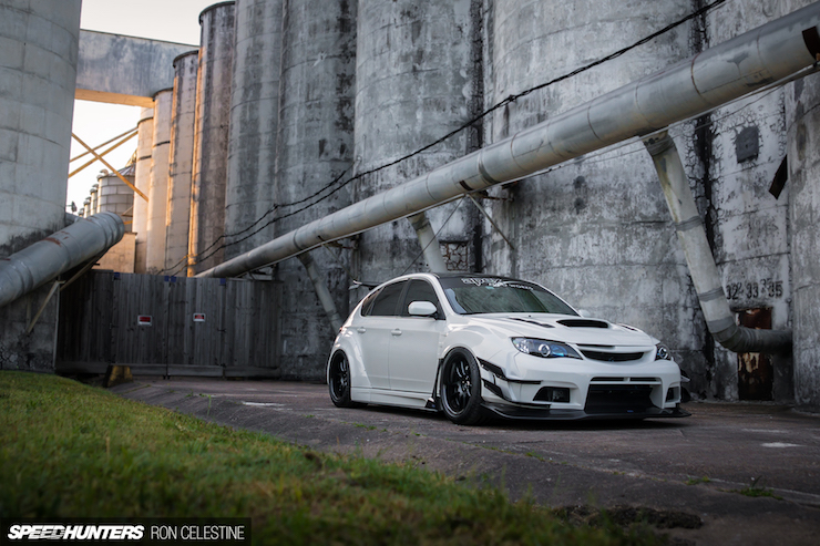 5 of the Craziest Subaru WRX Body Kits You'll Ever See | Subaru