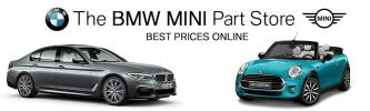 The BMW Mini Part Store Logo