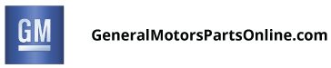 General Motors Parts Online Logo