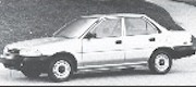 1990 Toyota Corolla Parts