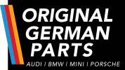 Original German Parts Logo