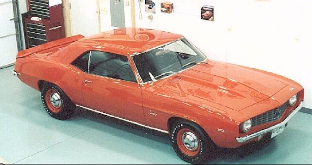 COPO orange side