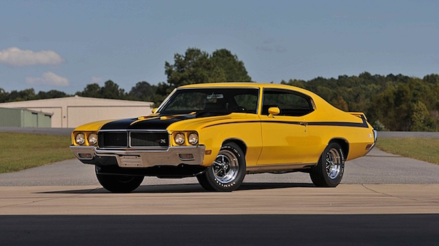Classic Buick GSX