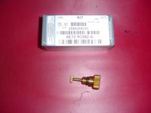 6.0 L HFCM drain plug