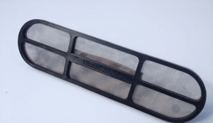 6.0 L oil cooler screen