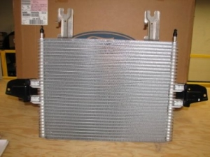 6.0 L transmission oil coolers