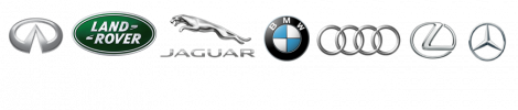 Plaza Motors Parts HQ Logo