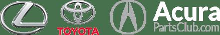 AcuraPartsClub.com Logo