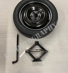 cr3z-1k007-a  2012 2013 2014 Ford Mustang Spare Tire Kit, mini