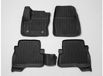 2nd Row Rubber Floor Mat for Ford Escape #R6697 *13 Colors