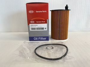 Engine Oil Filter Element - Kia (26320-3CAA0)