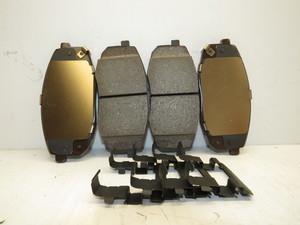 Disc Brake Pad Set - Kia (58101-1MA21)