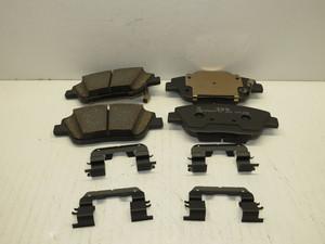 Disc Brake Pad Set - Kia (58101-3QA50)