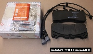 Disc Brake Pad Set - Lexus (04465-0W191)