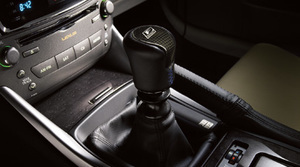 F-Sport Carbon Fiber Manual Shift Knob - Lexus (PTR51-53081)