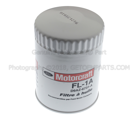 Oil Filter - Ford (D9AZ-6731-A)