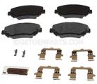 Front Disc Brake Pad Kit - Mopar (68225170AE)