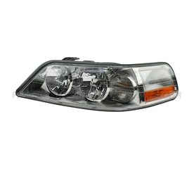 Headlamp Assembly - Driver's Side (LH) - Ford (6W1Z-13008-AB)