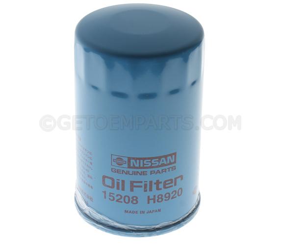 Oil Filter - Nissan (15208-H8920)