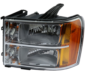 Headlight Assembly - Driver's Side (LH) - GM (22853029)