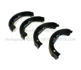 Park Brake Shoes - Ford (5L8Z-2A753-AA)