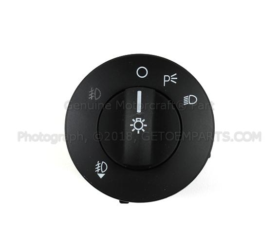 Headlamp Switch - Ford (9S4Z-11654-BA)