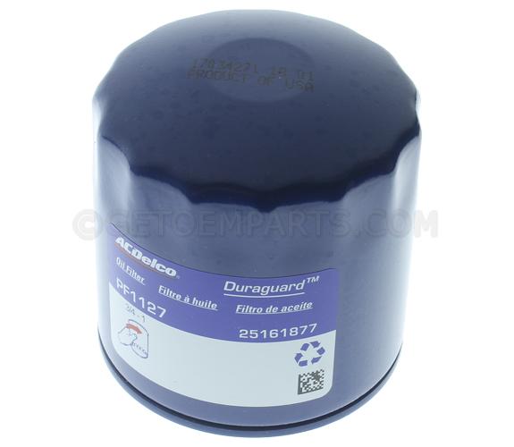 Oil Filter - GM (25161877)