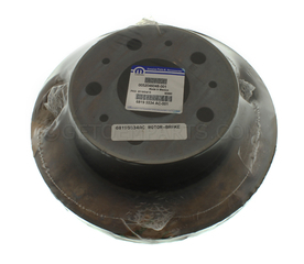 Brake Rotor - Mopar (68195534AC)